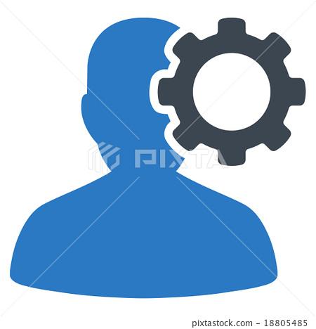 Migraine Icon 18805485