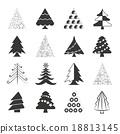 Christmas tree 18813145