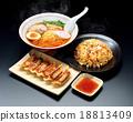 中餐 拉麵 麺 18813409