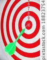 Darts on Target. 18823754