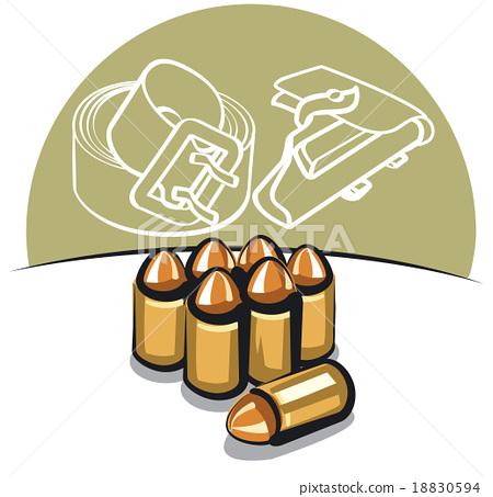 ammunition 18830594