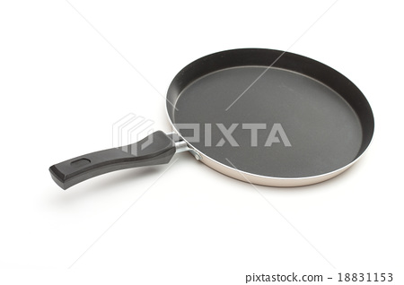 pan on the white background 18831153