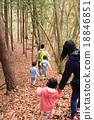 5명, 소풍, 낙엽 18846851