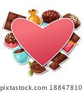 巧克力 美味 美味的 18847810