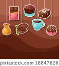 巧克力 美味 美味的 18847826