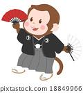 男式正裝裙褲 猴子 猴 18849966
