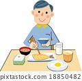 早餐 吃 品嚐 18850482