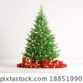 크리스마스, 성탄절, 나무 18851990