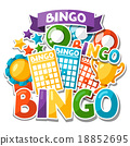 bingo, game, lottery 18852695