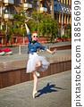 pointe, ballet, dancer 18856699