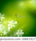 휴일, 녹색, 벡터 18862927