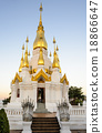 Thai temple, Thailand 18866647