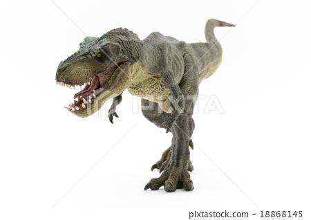 Tyrannosaurus walking 18868145