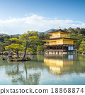 Kinkakuji Temple (The Golden Pavilion)  18868874