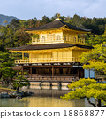 Kinkakuji Temple (The Golden Pavilion)  18868877