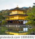 Kinkakuji Temple (The Golden Pavilion)  18868882