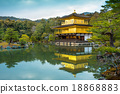 Kinkakuji Temple (The Golden Pavilion)  18868883