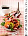 華夫餅 烘培食品 烘焙甜食 18870191