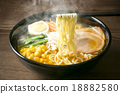 拉麵 麺 味噌拉麵 18882580