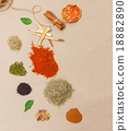 spices for health. 18882890