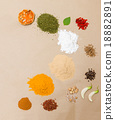 spices for health. 18882891