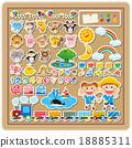 圖標 Icon 幼兒園 18885311