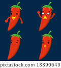 Cute chili 18890649