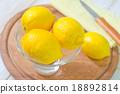 fresh lemons 18892814
