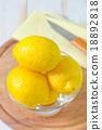 fresh lemons 18892818
