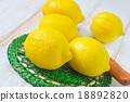 fresh lemons 18892820