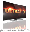 smart tv screen 18896203