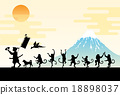 Momotaro and the March of the Monkey 18898037