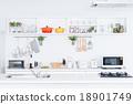 廚房 配套廚房家具 室內裝飾 18901749