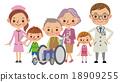 護理 老年夫婦 病患 18909255