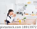 早餐 吃 品嚐 18913972
