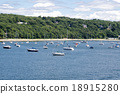 Port Jefferson, New York, USA 18915280