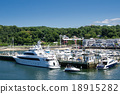 Port Jefferson, New York, USA 18915282