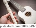 recorder, flute, whistle 18928497