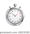 Metal Stop Watch 18929385