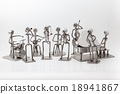stainless steel Jazz Band 18941867