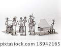 stainless steel Jazz Band 18942165