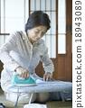 奶奶 熨斗 鐵 18943089