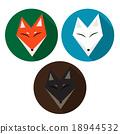 Red Fox, Arctic Fox, Brown Fox 18944532