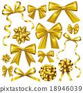 彩帶 緞帶 蝴蝶結 18946039