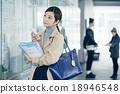 female, message board, bulletin board 18946548