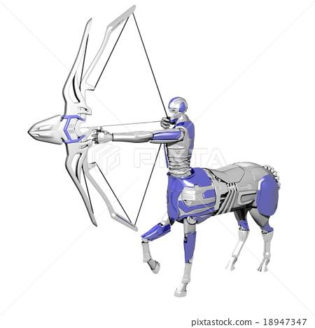 Sagittarius robot 18947347