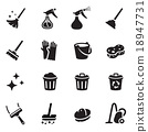 Keep Clean Icon 18947731
