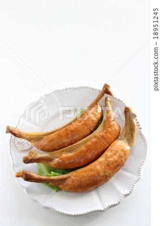 香腸與骨頭 18951245