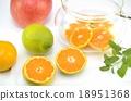 橘子 蜜柑 水果 18951368