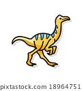 dinosaur doodle 18964751